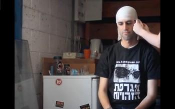 Am Echad – Behind The Scenes – Going 'Bald'