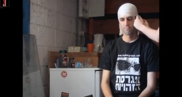 Am Echad – Behind The Scenes – Going 'Bald'