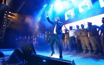 "Yaakov Shwekey ""Shir Lachayalim"" Caesaria 2014"