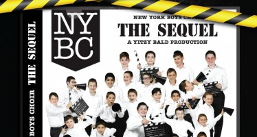 "Yitzy Bald Proudly Presents ""New York Boys Choir: The Sequel"""