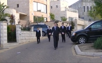 "Shira Chadasha Boys Choir ""Menucha V'Simcha"" [OFFICIAL MUSIC VIDEO]"