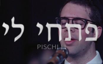 Pischi Li – Simcha Leiner [Official Music Video]