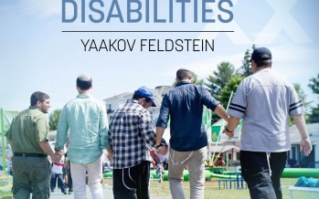 "Yaakov Feldstein releases new single, ""No Disabilities"", benefitting Camp HASC"