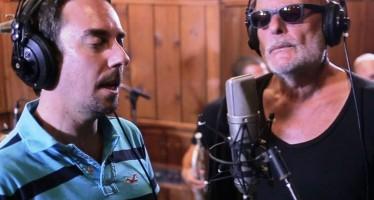 """Hours Before Yom Kippur: Arik Sinai & Amiran Dvir Singing """"Eso Einai"""""""