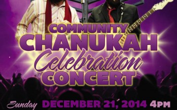 Community CHANUKAH Celebration CONCERT With 8TH DAY
