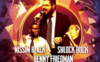 YU Annual Chanukah Concert Starring: BENNY FRIEDMAN, NISSIM BLACK & SHLOCK ROCK