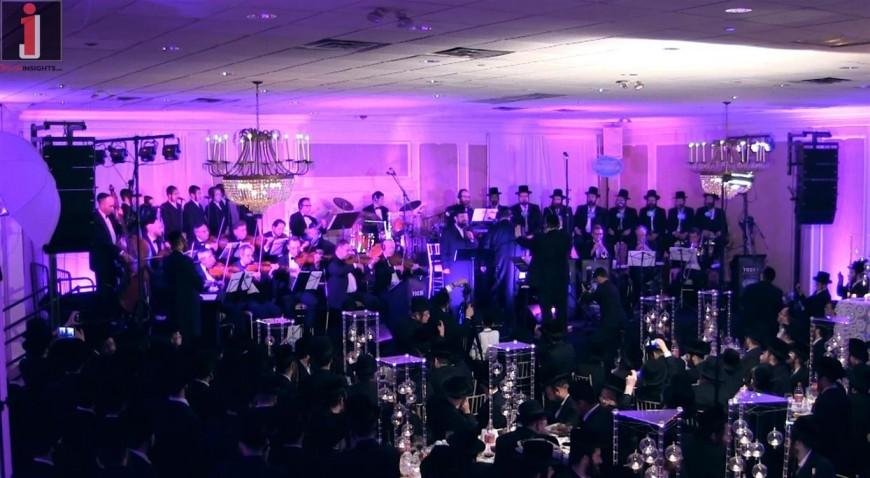 Yochi Briskman Orchestra ft. Benny Friedman, Yanky Lemmer, Yisroel Werdyger & Mezamrim
