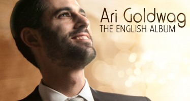 Ari Goldwag Is Back With: The English Album