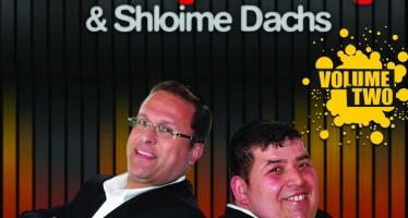 HESHY LOWY & SHLOIME DACHS VOL.2