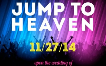 New Wedding Song: Jump To Heaven