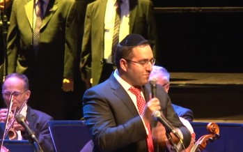 Remember Shlomo Carlebach: Yosef Chaim Shwekey Sings Kamari theater