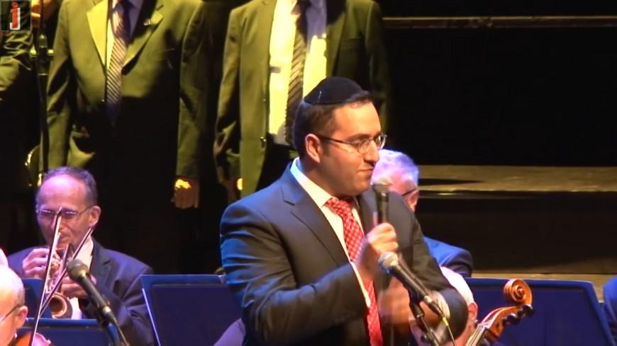 Remember Shlomo Carlebach: Yosef Chaim Shwekey Sings Kamari theater