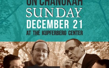 This Chanukah Follow The Stars: L!PA, BERI WEBER, BENNY FRIEDMAN & OIF SIMCHAS