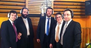 "A Yeshivishe ""Ma'oz Tzur"" By 5 Top Singers"