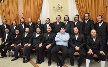 """Shalom Vagshal Becomes The Official Choir Director  for """"Malchus Choir"""""""