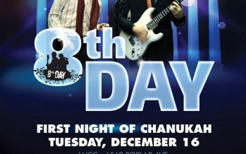 8TH DAY Chanukah Concert In Memphis!