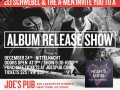 ELI SCHWEBEL & THE A MEN: ALBUM RELEASE SHOW