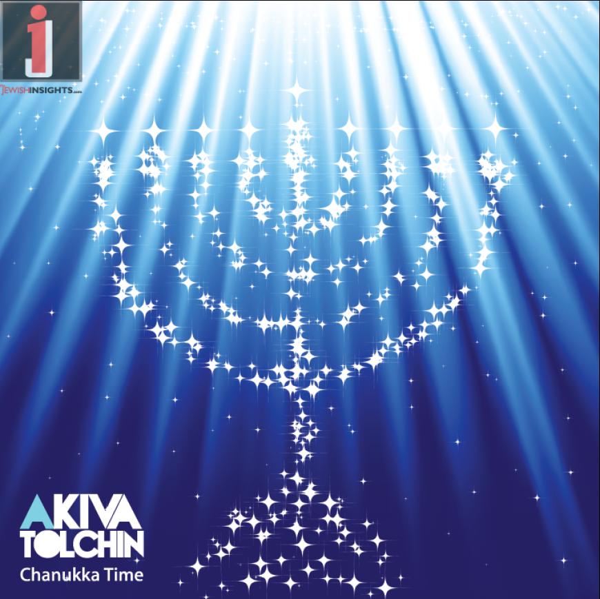 Akiva Tolchin – Chanukka Time