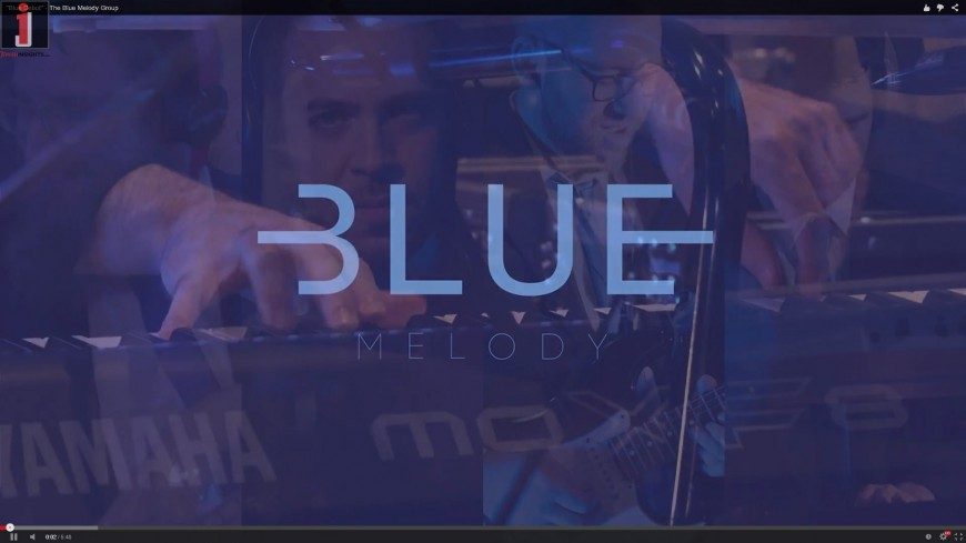 """Blue Debut"" – The Blue Melody Group"