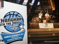 Chabad Celebrates Chanukah with Dallas Mavericks & 8th Day