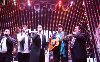 "L.A.'s Chanukah at Universal CityWALK: ""The Best Year Ever"""