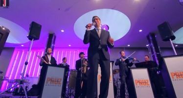 Michoel Pruzansky – Simchat Chatanim [Official Music Video]
