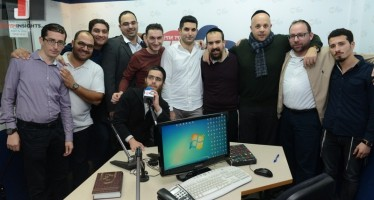 Nemuel Joins Menachem Toker on Motzai Shabbat Live