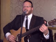 "Eitan Katz Performs At A Chuppa ""Shuvu"""