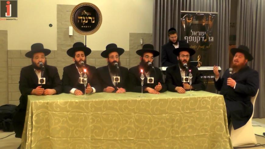 """""""Nafshi"""" Sruly Werdyger & The Neranena Choir Sing Rav Yisrael Meir Friedberg"""