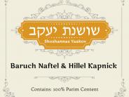 New Single from Hillel Kapnick & Baruch Naftel