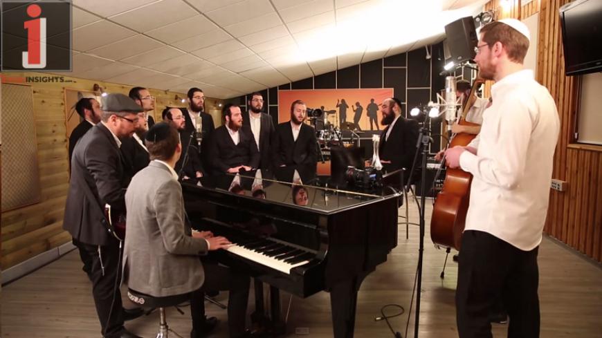 """Yitzchak Meir & Malchus Choir """"Koh Echsof"""""""