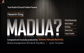 """Madua?"" Shlomo Yehuda Rechnitz & Friends"