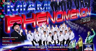 THE MIAMI PHENOMENON – ALL NEW SHOW + CD