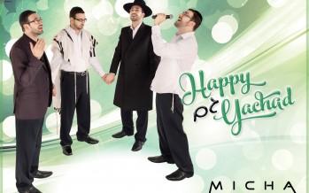 Micha Gamerman – Happy Gam Yachad