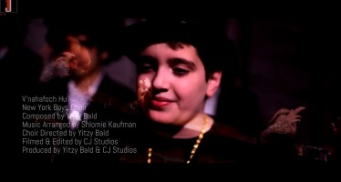 Yitzy Bald & The New York Boys Choir Present An New Purim Music Video: V'nahafoch Hu (Turnaround)