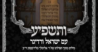 Yisroel Werdyger & Ari Reich – Visashpiah Ruach Kodshecho Oleinu