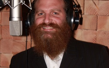 Zvi Zilberberg Releases An Exciting New Single – B'shirei Dovid