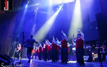 Yaakov Shwekey & Yeshiva Boys Choir [Photo Gallery]