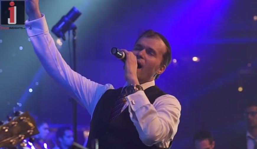 Ohad I Chasidish Medley I FDD Live Orchestra & Yedidim Choir I 2015