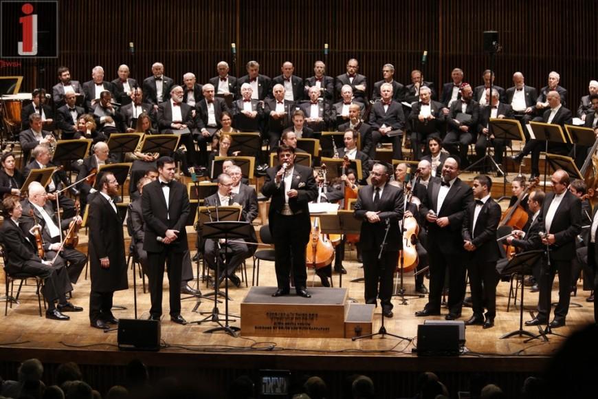 The Chassidic Music World Salutes Yossi Green