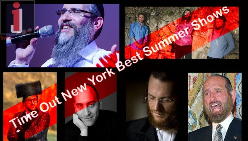 Yiddish Soul: A Concert of Cantorial and Chassidic Music