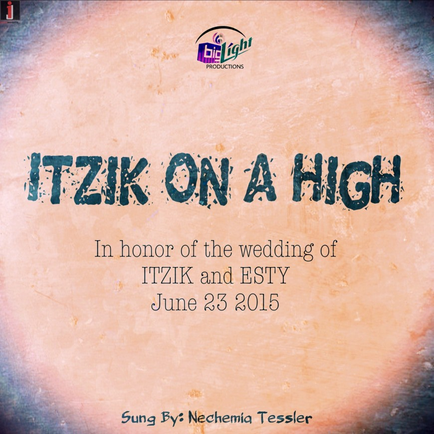 Big Light Productions Presents: Itzik On A High