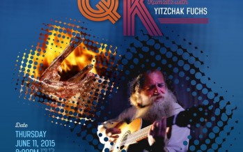 Q & K With YITZCHAK FUCHS To Benefit Renewal