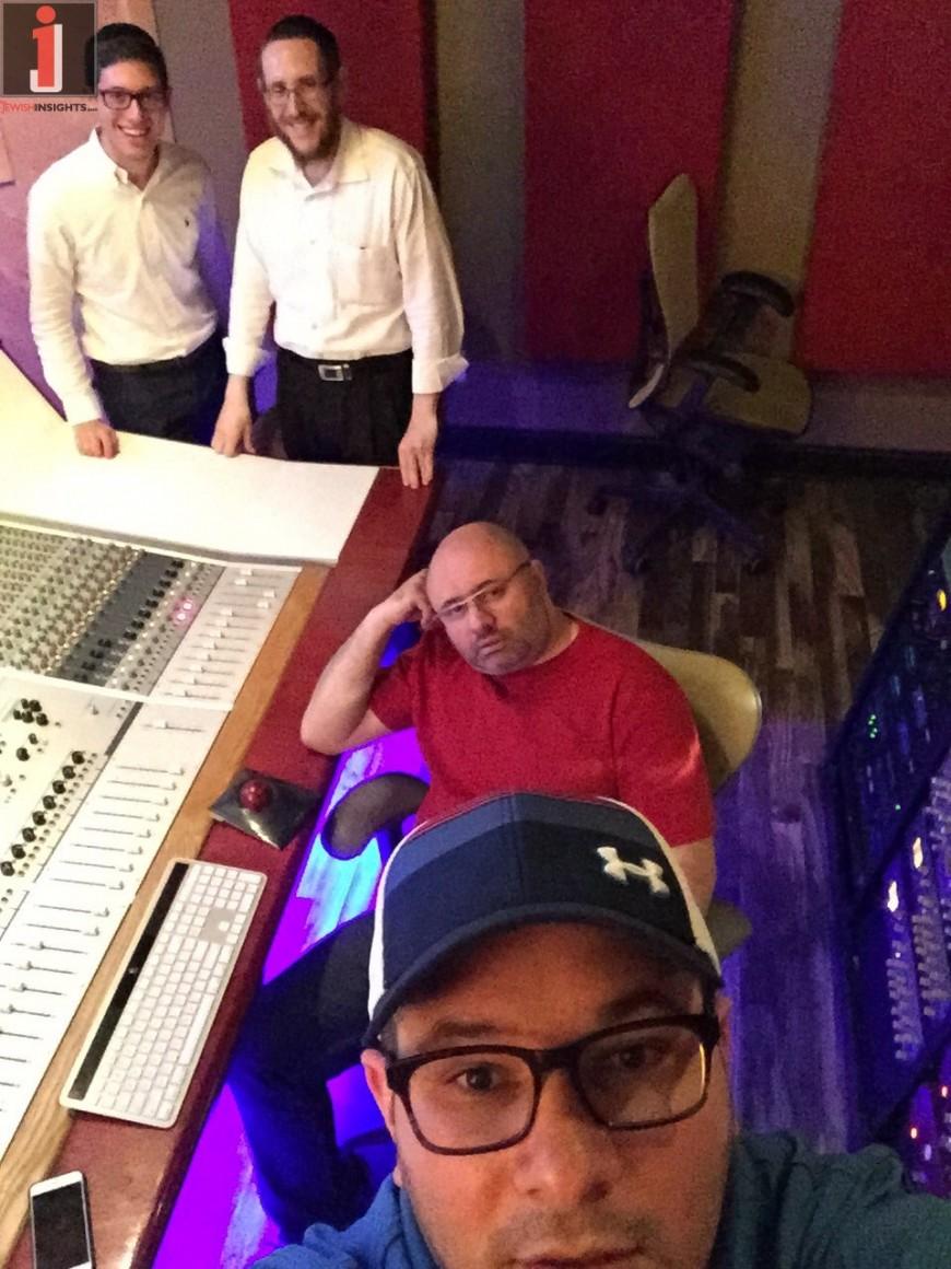 Exclusive Announcement: British Singer Eitan Freilich Teams Up With Avi Newmark For His Debut Album