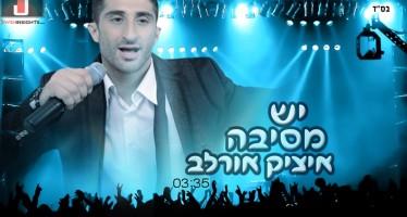 "Itzik Orlev New Summer Hit ""Yesh Mesiba"""