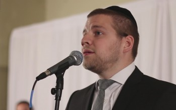 Neshoma Presents A Blue Melody Chupa ft. Mordechai Shapiro – Ani Maamin
