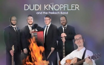 KUMZITZ FLAMES With DUDI KNOPFLER & THE FREILACH BAND