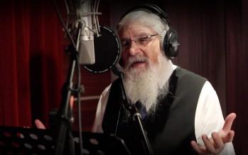 """Aharon Sitbon Sings """"Shomer Yisrael"""""""