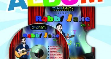 Introducing: Rabbi Jake Volume 1