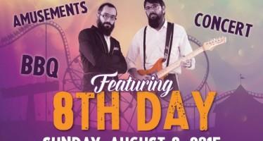 Catskills SummerFest Featuring 8th Day!